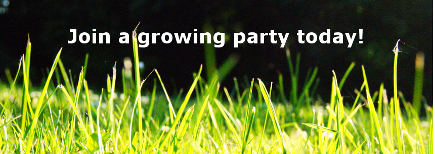 Join a growing party