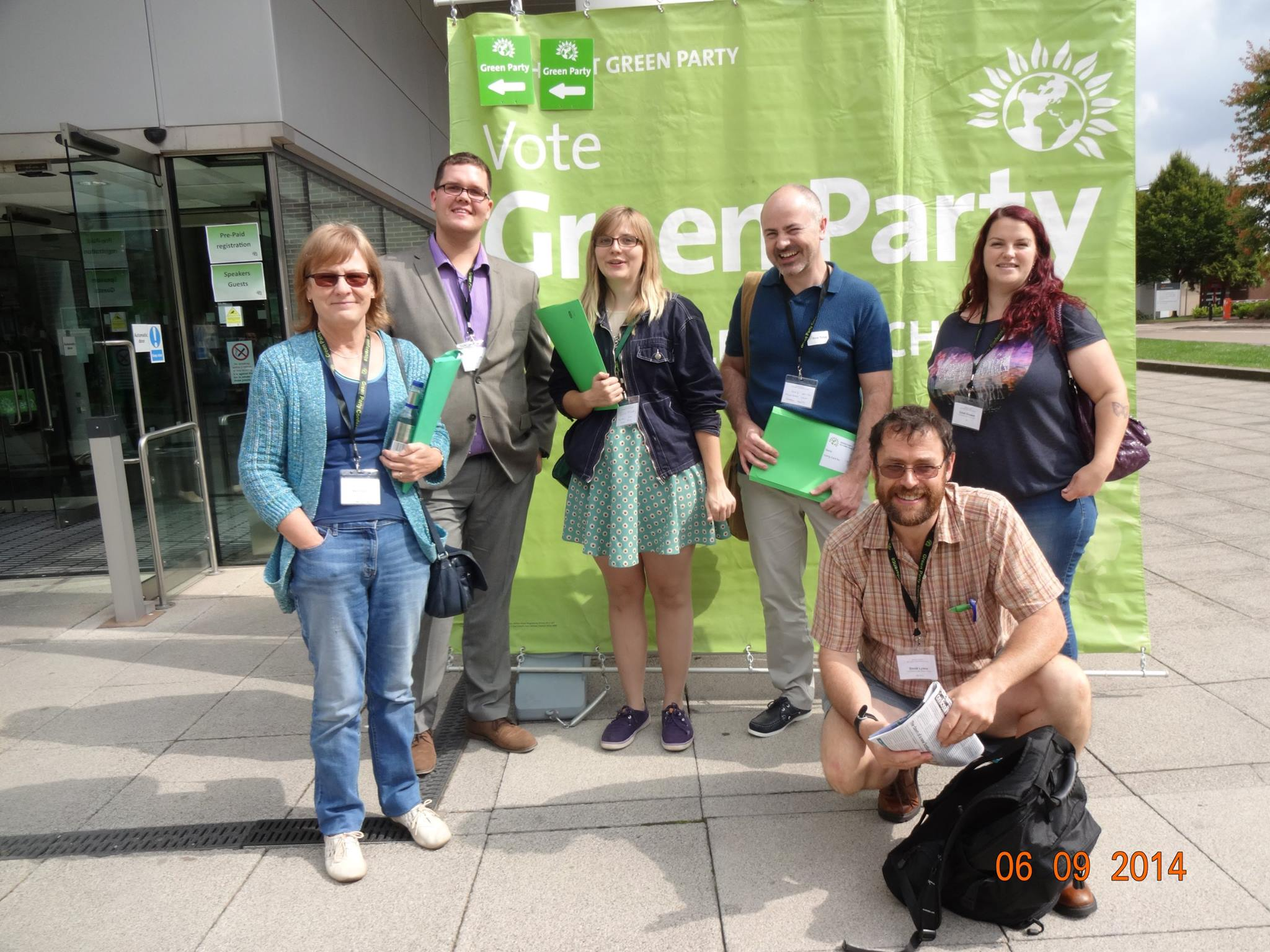 Members of Aylesbury Vale Green Party